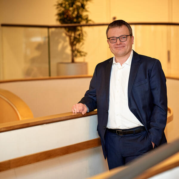 Bürgermeister Thomas Günther
