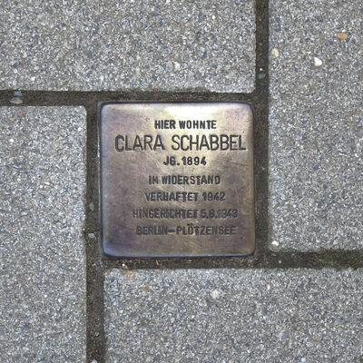 Klara Schabbel