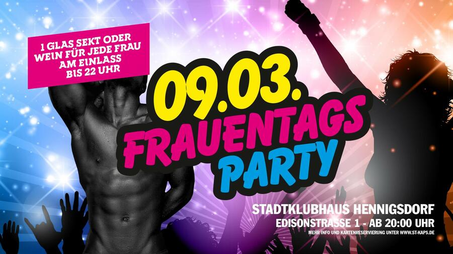 Frauenrtags - Party 2019