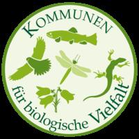 Kommunen für biologische Vielfalt - Logo