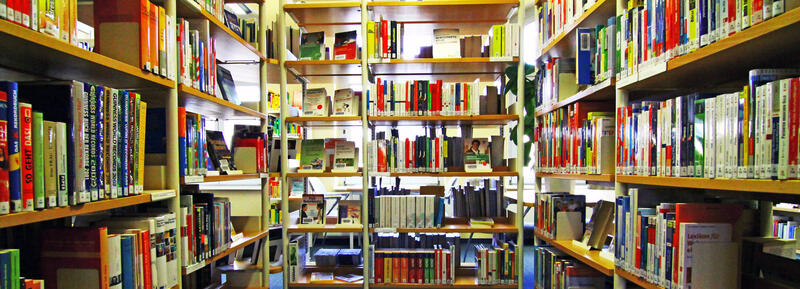 Bibliothek Stadt Hennigsdorf